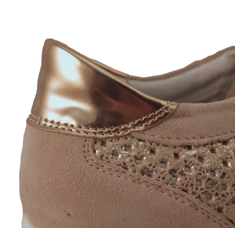 Chaussure pour semelle orthopédique femme lacet AQPRECILIA-9 - Voir en grand