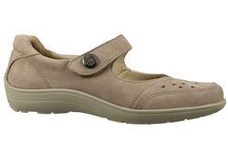 chaussure pour semelle orthopédique femme ballerine  AQ1019572- - Voir en grand