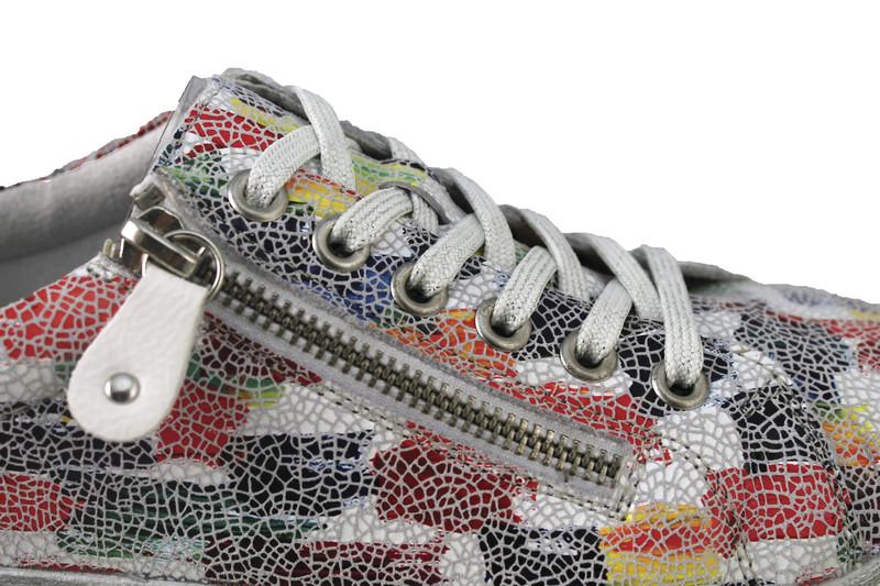 chaussure pour semelle orthopedique femme détente AQD5800-1 - Voir en grand