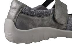 Chaussure pour semelle orthopédique femme ballerine AQR3510-1
