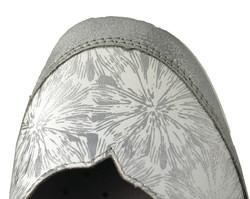 chaussure semelle orthopédique fem ballerine AQR3427-4 - Voir en grand