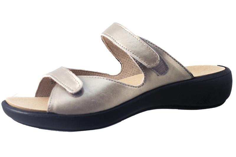 chaussure pour semelle orthopédique femme mule AQIBIZA107-1 - Voir en grand