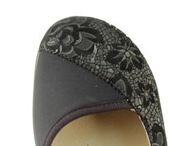 chaussure pour semelle orthopédique femme MULE AQGINAHOME12-2 - Voir en grand