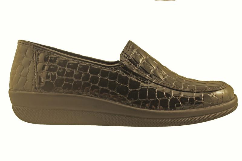 chaussure et semelle orthopédique femme moc AR1005290 - Voir en grand