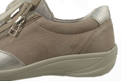 chaussure pour semelle orthopedique femme lacet AQ1045872-4 - Voir en grand