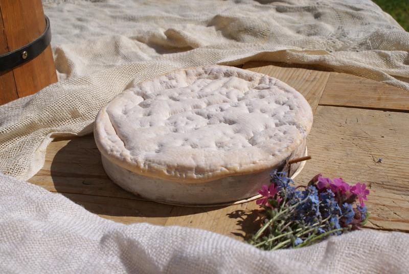 Fromage de Savoie Vacherin des Bauges - Voir en grand