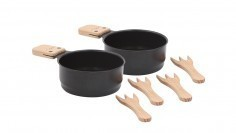 set 2 poelons pour transformer lumi raclette en lumi choco.jpg - Voir en grand