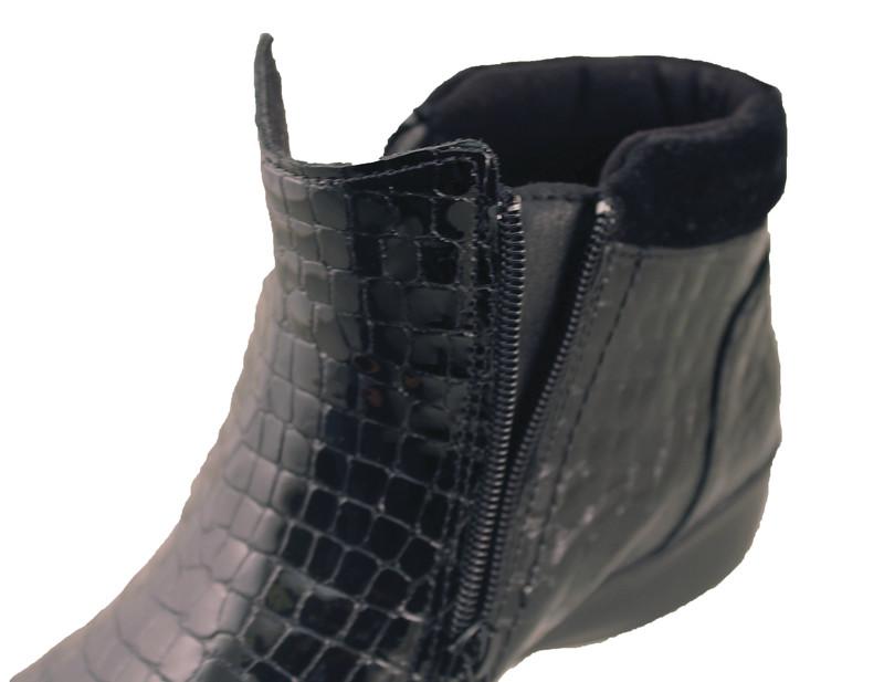 chaussure femme BOOT pour semelle orthopédique AR1060631-5 - Voir en grand