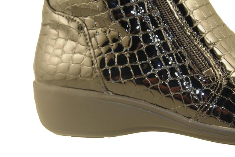 chaussure femme BOOT pour semelle orthopédique AR1060631-3 - Voir en grand