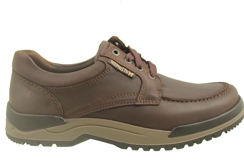 Chaussure orthopédique homme detente ARCHARLES - Chaussure Orthopédique VELCRO & LACET - PODOMODE - Voir en grand