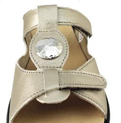 chaussure pour semelle orthopédique femme mule AQIBIZA107-4
