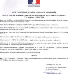 MENAGE & REPASSAGE A DOMICILE: AVANTAGES FISCAUX - 50 % CREDIT D'IMPOTS - LES FEES CLINE - Voir en grand