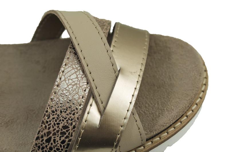 Chaussure Orthopédique nu-pied femme nu pied AO1006557-2 - Voir en grand