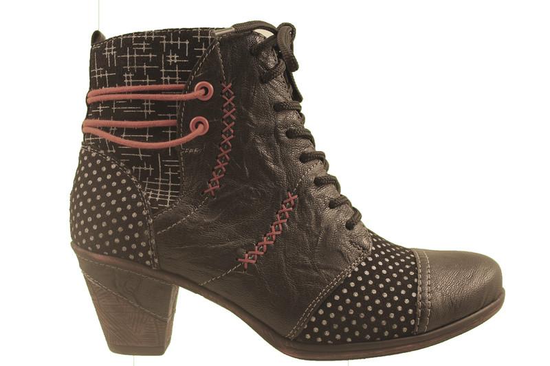 1f56a16585a286 chaussure orthopédique avec semelle amovible femme boot AND8786 ...