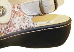 chaussure pour semelle orthopédique femme nu-pied AQ1019588-8 - Voir en grand