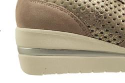 Chaussure pour semelle orthopédique femme lacet AOPRECILIA