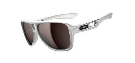 lunettes de soleil oakley dispatch 2 polished white oo9150 07 optique sergent. Black Bedroom Furniture Sets. Home Design Ideas