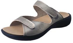 chaussure pour semelle orthopédique femme mule AQIBIZA107-2
