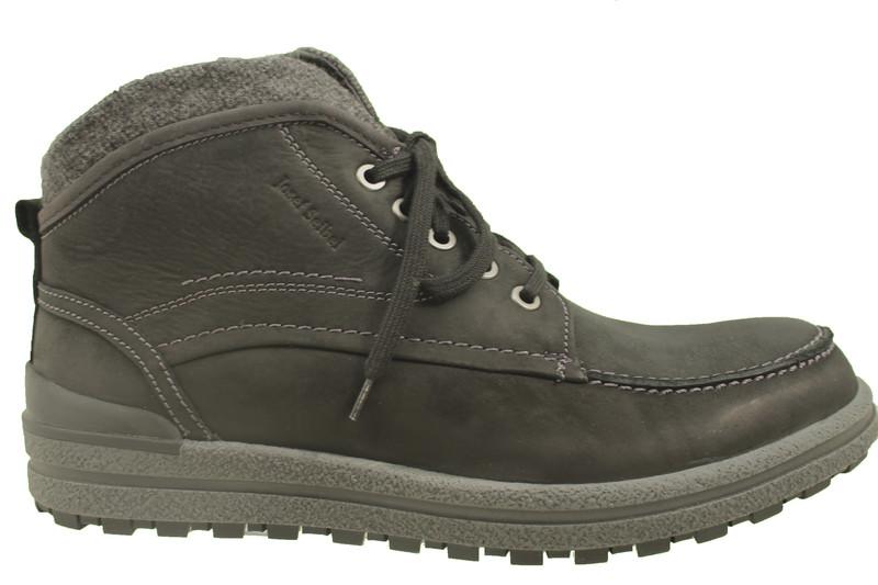 chaussure pour semelle orthopédique homme boots AP15523 - Chaussure Orthopédique BOTTINE,BOTTE & BOOT - PODOLINE - Voir en grand