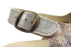chaussure et semelle orthopédique femme nu pied AO1019588-3 - Voir en grand