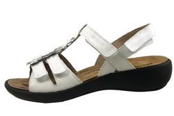 chaussure avec semelle amovible orthopediqut AOIBIZA95 - Voir en grand