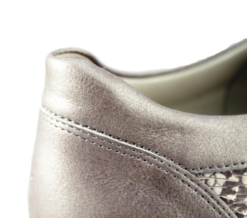 chaussure pour semelle orthopedique femme lacet AQ29001- - Voir en grand