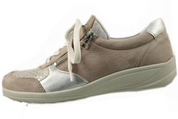 chaussure pour semelle orthopedique femme lacet AQ1045872- - Voir en grand