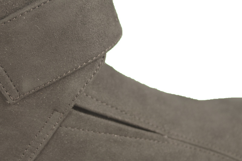 chaussure orthop dique avec semelle amovible femme boot alvarese53 podoline. Black Bedroom Furniture Sets. Home Design Ideas