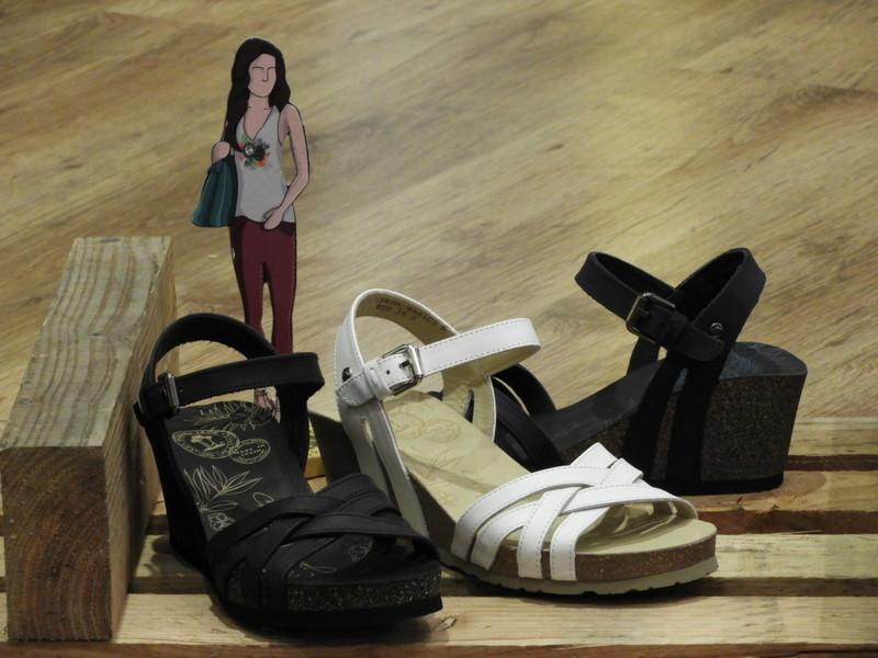 acheter en ligne b04d1 49c5b Chaussures PANAMA JACK - VERA