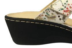 chaussure pour semelle orthopédique femme mule AQ1044757-5 - Voir en grand