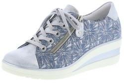 Basket REMONTE R7211-10 - chaussures REMONTE - MANDARINE - Voir en grand