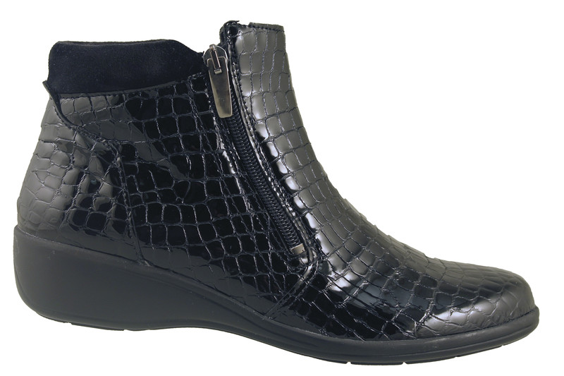 chaussure femme BOOT pour semelle orthopédique AR1060631- - Voir en grand
