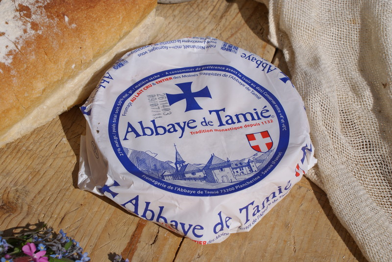 Fromage de Savoie Abbaye de Tamié - Voir en grand