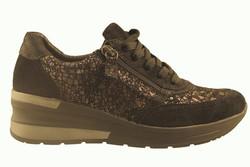 chaussure pour semelle orthopedique femme lacet AR1060502 - Chaussure Orthopédique VELCRO & LACET - PODOMODE