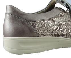 chaussure pour semelle orthopedique femme lacet AQ29001-2