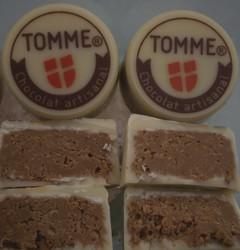"""CHOCOLAT DE SAVOIE """"PETITE TOMMES"""""""