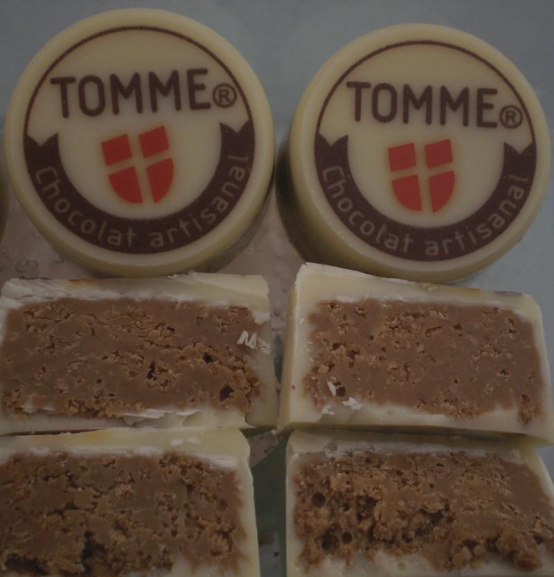 CHOCOLAT TOMMES DE SAVOIE ZOOM - Voir en grand