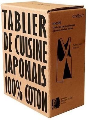 Tablier Japonais - Cookut la cuisine autrement... - LA TRABOULE - Voir en grand