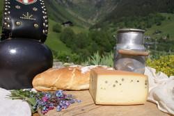 Fromage de Savoie Raclette au poivre - Voir en grand