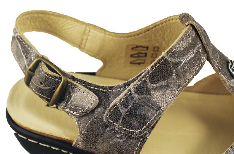 chaussure et semelle orthopédique femme NU PIED AQ1008914-6 - Voir en grand