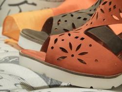Chaussures d'été à talon MAMZELLE semelle épaisse - Voir en grand