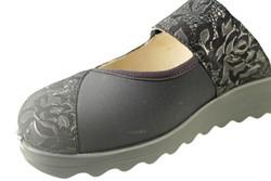 chaussure pour semelle orthopédique femme MULE AQGINAHOME12-1 - Voir en grand