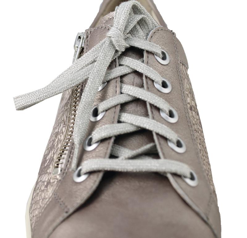 chaussure pour semelle orthopedique femme lacet AQ29001-3 - Voir en grand