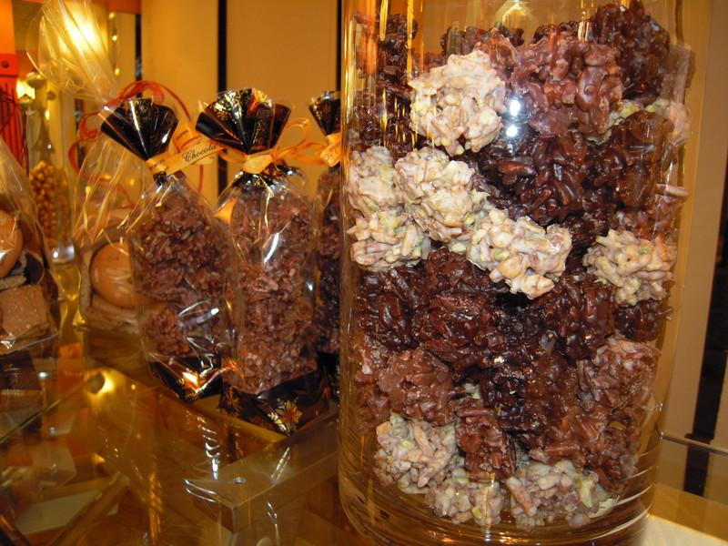 les craquantes en chocolat chocola th. Black Bedroom Furniture Sets. Home Design Ideas