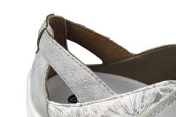 chaussure semelle orthopédique fem ballerine AQR3427-7 - Voir en grand