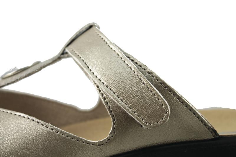 chaussure pour semelle orthopédique femme mule AQIBIZA107-7 - Voir en grand