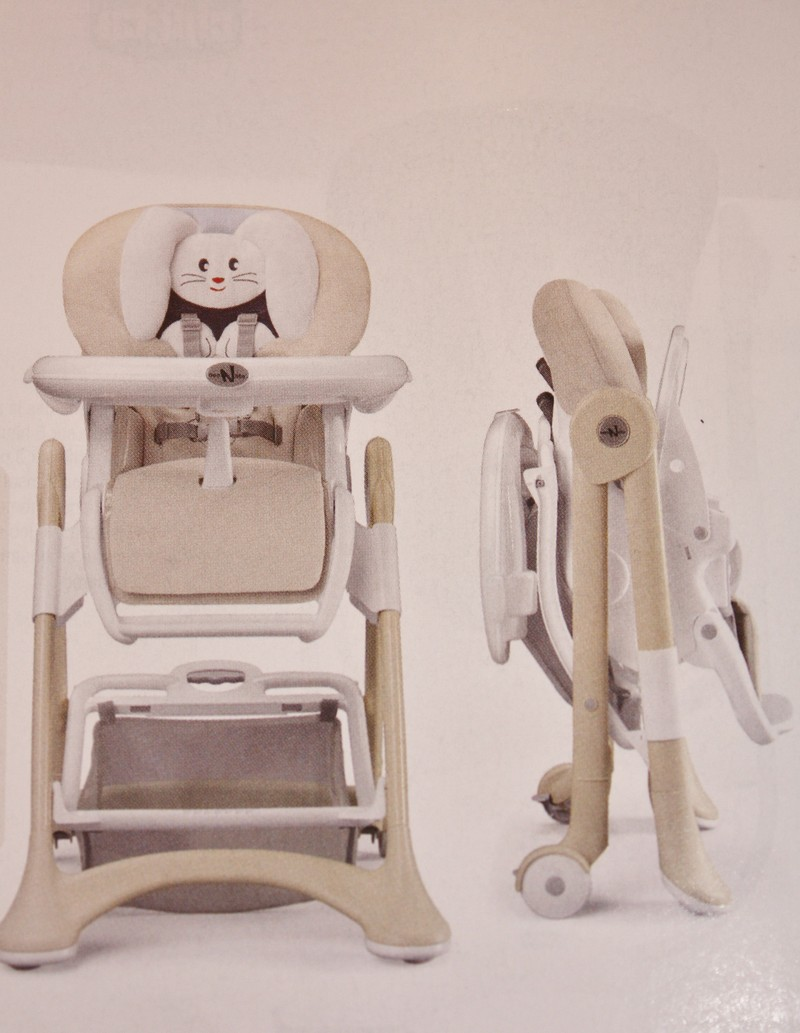 Chaises hautes repas de b b et si ges de table z autour de bebe starjouet - Chaise haute autour de bebe ...