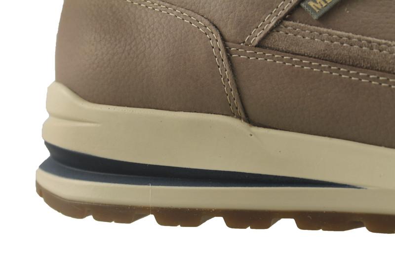 Chaussure pour semelle orthopédique homme détente APBRADLEY-6 - Voir en grand
