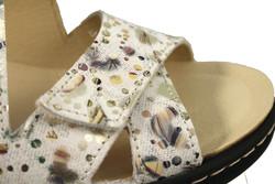 chaussure pour semelle orthopédique femme mule AQ1044757-2 - Voir en grand