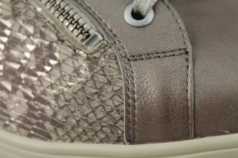 chaussure pour semelle orthopedique femme lacet AQ29001-7 - Voir en grand